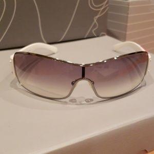 Prada unisex wrap around sunglasses